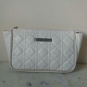 DIOR - Medium Dior Cannage cosmetic bag